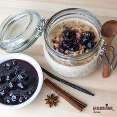 Orez cu lapte / Rice milk pudding - Madeline's Cuisine