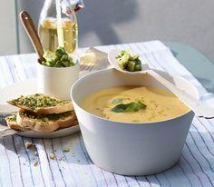 Vor allem im Sommer ist diese kalte Suppe eine wunderbar leichte Mahlzeit. Wichtig ist: Sie muss «hot» gewürzt sein.