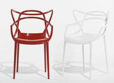 Sedie Kartell: Masters di Philippe Starck | Design Mag