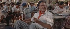Classic Film and TV Café: A Tribute to Errol Flynn As His Own Sun Was Setting - His Performance in The Sun also Rises Russ Tamblyn, Jack Warner, Mike Campbell, Deep Sadness, Self Deprecating Humor, The Sun Also Rises, Tyrone Power, Errol Flynn