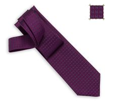 Faconnee H Bicolore Hermes silk twill tie, hand-folded, 3.15''