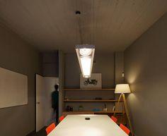 Casa y oficina en uno: diseñar para el trabajo, el juego y la reunión