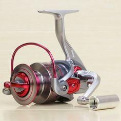 New High Quality Metal Spinning Reels Fishing Reel 13BB 5.5:1  Series Metal Spool Carp Fishing Reels Coil Wheel  Pesca