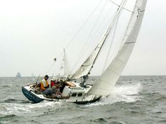 Looking for a used sailboat? Start with this list for the best sailboats that hold value. All summer readers cast votes for their favorites on CW's 40 greatest production monohulls of all time list, now you can see how the fleet stacks up. Bareboat Charter, Global Weather, Small Sailboats, Boat Lift, Ireland Vacation, Ireland Travel, World Photo, Boat Design, Boat Building