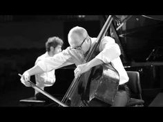Astor Piazzolla, Le Grand Tango. Diego Zecharies Double-bass, Héctor Barro Piano - YouTube