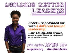 #BuildingBetterLeaders