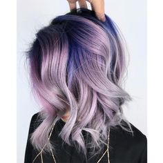 Rainbow creations are so yesterday 💁🏻 Instead, your Instagram feed is about to be flooded with tone on tone color like this rooty pastel purple from Roy Ren (@unfade_royren), owner of Unfade Hair Studio in New York. It's still bold but more wearable, and relies on differing shades of one color to achieve the ultimate multi-tonal masterpiece. Find out … Continued
