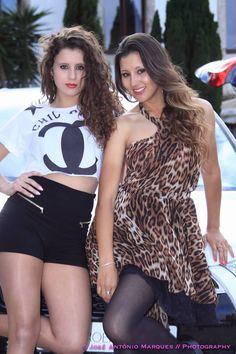 Dalila Moreira & Bianca Ferreira BY JOSÉ ANTÓNIO MARQUES DESIFOTO LISBOA #desifotolisboa DALILA MOREIRA STYLE: KPAV BIANCA FERREIRA STYLE: KARMEL