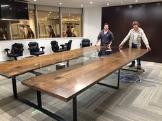Live Edge Tables Large Live Edge Table We Ship Worldwide.