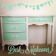 Breezy Designs: Desk Makeover!