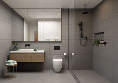 Bathroom inspiration via Heartly Interior Design Melbourne
