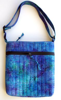 How to Sew a MiPad Case – Free Full-length Tutorial by Annie Unrein #sewing #quilting