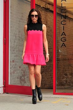 Victoria Beckham's 40 Best Fashion Looks - Pictures of Victoria Beckham Style - Elle