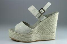 Alpargatas de novia,Wedding Wedges Productos destacados , Eduard Castillo Barcelona