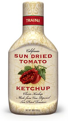 Sun dried tomatoes ketchup and sun on pinterest - Make sun dried tomatoes explosion flavor ...