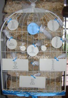 1000 images about plan de table on pinterest plan de tables mariage and m - Plan de table cage oiseau ...