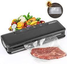 Vacuum Sealer, Automatic Vacuum Air Sealing System For Food Preservation, with Dry Food Saver Vacuum Sealer, Vacuum Packaging Machine, Specialty Appliances, Small Appliances, Kitchen Appliances, Cheap Vacuum, Freezer Burn, Americas Test Kitchen, Preserving Food