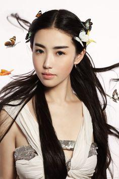 soulswallower6:  Zhang Xin Yuan, Asian, Chinese, Actress,