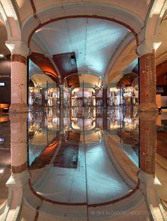 """Instalación """"Miralls"""" En El Olympus Perspective Playground - Picture gallery"""