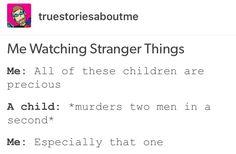Stranger things, eleven, el