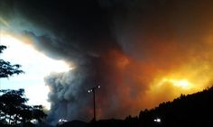 Amazing Time-Lapse Video of Forest Fire In New Mexico