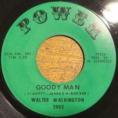 New Orleans funk co-written by Eddie Bo