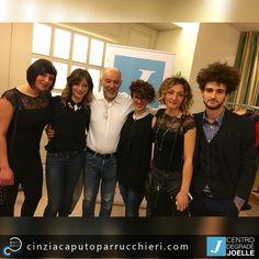 Live from Riccione.. #formazione #show #degradejoelle #giovanniciacci #cambiolook #claudiomengoni