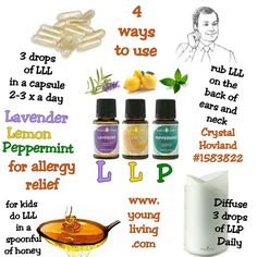 Allergy season is here! Do you have your LLP yet? www.theoildropper.com/premiumkit Get your FREE oil reference guide!
