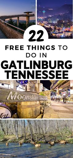 There is so much to see in the beautiful and scenic Gatlinburg Tennessee. These free things to do in Gatlinburg Tennessee will help you stay on budget! #ourroaminghearts #gatlinburg #tennessee #thingstodo #budgetfriendlyactivities | Gatlinburg, Tennessee | Things to do in Gatlinburg | Gatlinburg Travel | Frugal Travel | Budget-Friendly Activities in Gatlinburg | Tennessee