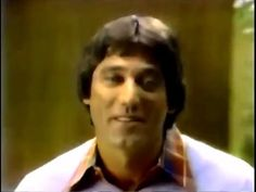""""""" Football star and actor, Joe Namath in a commercial for the Hamilton Beach Fry-All Deep Fryer. Spot aired in December Joe Namath, Hamilton Beach, Commercial, Actors, Actor"""