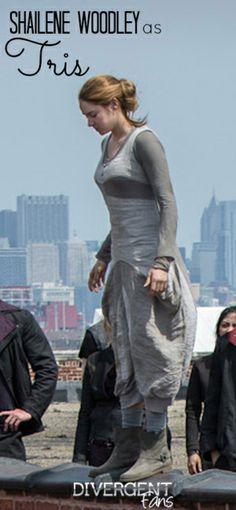 Tris • Divergent