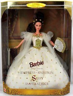 Empress Sissy 1996 Barbie Doll for sale online Barbie 90s, Barbie Dolls For Sale, Mattel Dolls, Vintage Barbie Dolls, Barbie World, Barbie And Ken, Barbie Clothes, Empress Sissi, Barbie Family