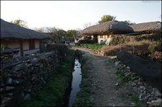 외암리 마을