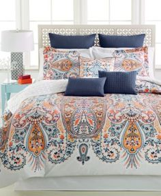 susanna 4-pc. full comforter set | macys will go with all the
