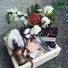 locally sourced curated gift boxes - Google Search