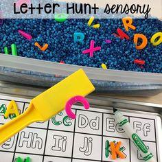 Sensory Table Ideas for the Year - Pocket of Preschool