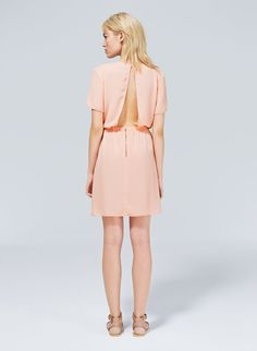 yes please - love the open back - CLUNY DRESS