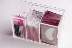 LashMakers Clear Organizer – The Lash Exchange