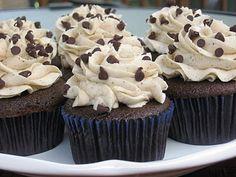 Burn Me Not: Mocha Cupcakes