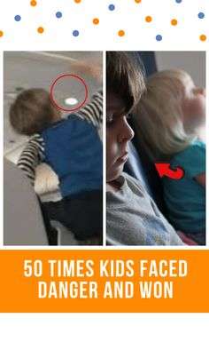 We often tend to underestimate children. They're small and still have so much to learn about the world, so we assume they can't handle serious situations or be heroes when danger strikes. 50 #Times #kids #faced #danger #and #won