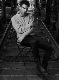 Interview Magazine - Slideshow - Zachary Quinto