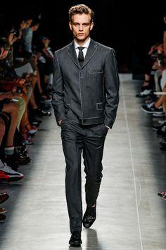 Bottega Veneta Spring 2014 Menswear Fashion Show