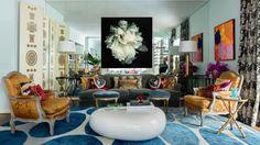 Decorgasm: Fabrizio Rollo Decorates the Sao Paulo Apartment of a Celebrity Hairstylist
