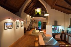 Fancy living in a church conversion? - styleroom's blog - StyleRoom
