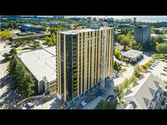 Timelapse: The Construction of the World's Tallest Timber Tower