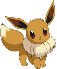 Make sure you don't pass out from Eevee's cuteness. Eve Pokemon, Pokemon Eevee Evolutions, Pokemon Pins, Cosplay Pokemon, Equipe Pokemon, Cartoon Character Tattoos, Pokemon Faces, Pikachu Drawing, Cool Pokemon Wallpapers