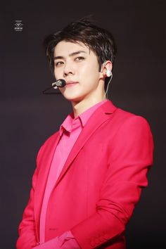 Sehun - 160319 Exoplanet #2 - The EXO'luXion [dot] Credit: Betting Play.