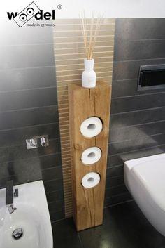 Woodel für die wichtigste rolle in deinem leben #toilet_paper_holder