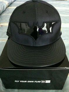 c7d05e3276c Batman TDKR x 59fifty New Era Hat World