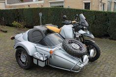 Galerij » BMW - LBS Sidecars - LBS Zijspantechniek - Elsendorp, NL - custom sidecars for motorcycles - op maat gemaakte zijspannen voor motoren Jeep Garage, Nine T, Indian Scout, Motorcycle Camping, Car Wheels, Vintage Bikes, Bobber, Cars And Motorcycles, Motorbikes